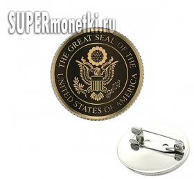Значок The Great Seal Of The United States Of America